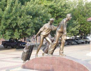 Памятник предпринимателю