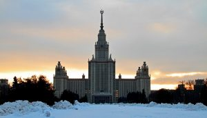 Воспоминания о прошлой Москве