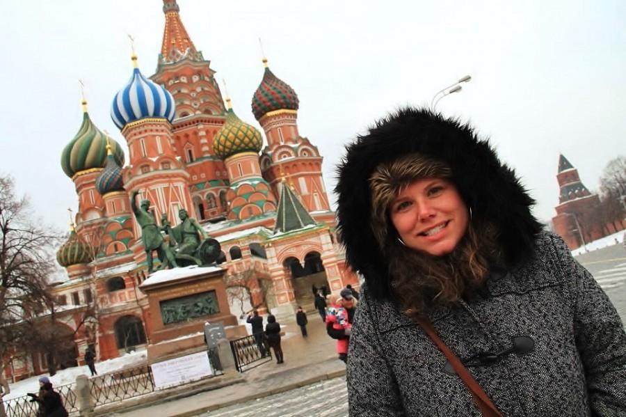 Американка в России - общие наблюдения