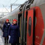 Американское путешествие в Сочи, часть 2: на поезде из Москвы в Адлер