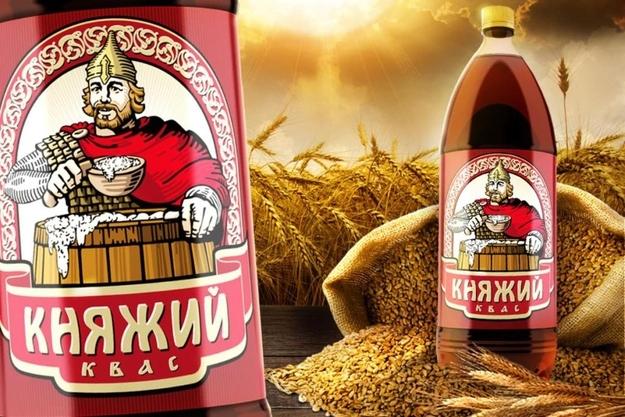 Причудливая российская еда
