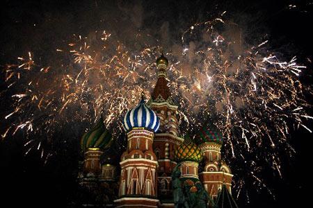 Странное поведение в России