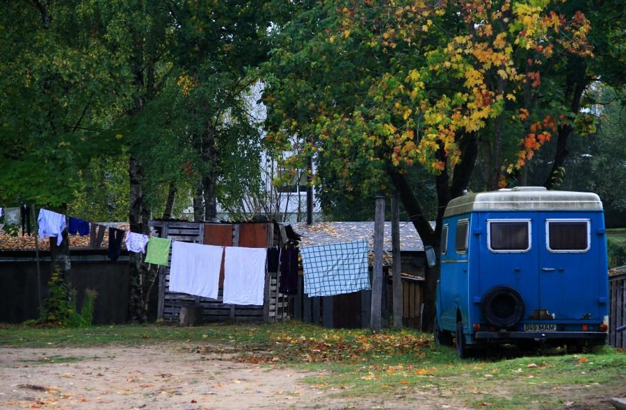 Эстония и жизнь на границе