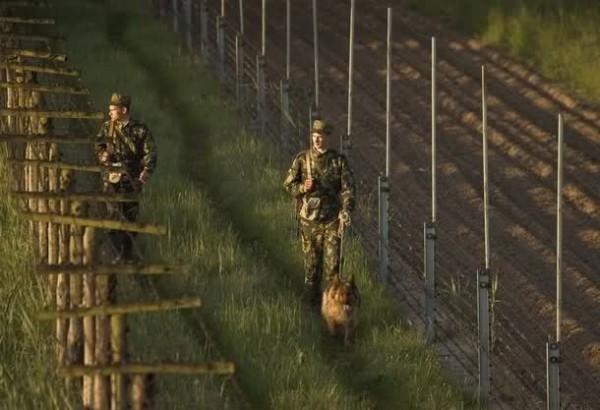Американские приключения на белорусской границе