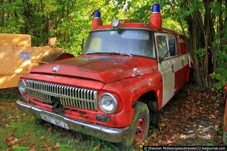 Советская ностальгия в сельской местности Эстонии