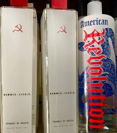Американские и Российские алкогольные законы