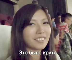 Японка Мики в Российском Цирке