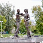Памятник «Родители»