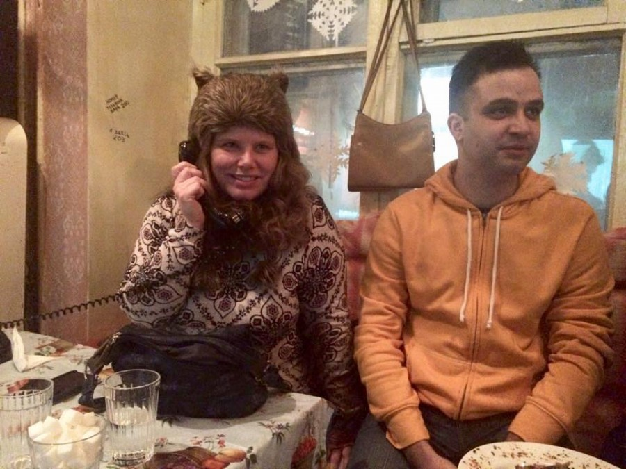 Как я бухала в Ярославле