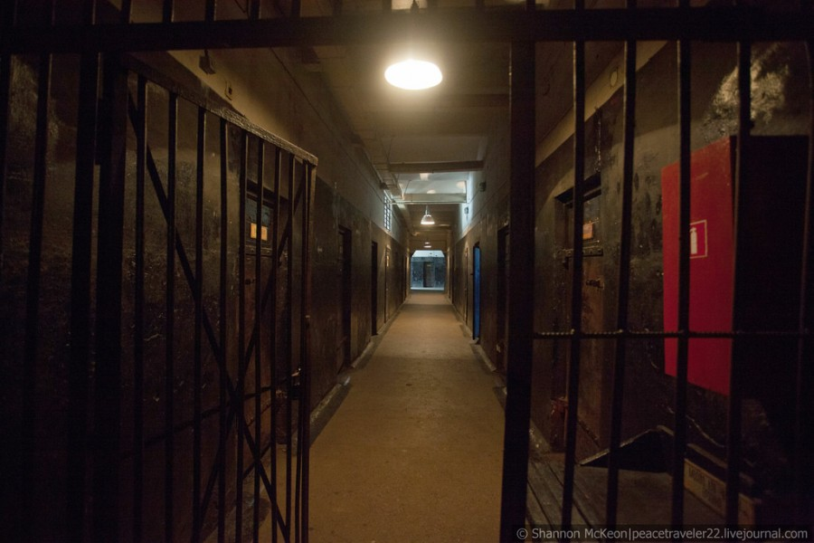 Кароста тюремный опыт Лиепая Латвия
