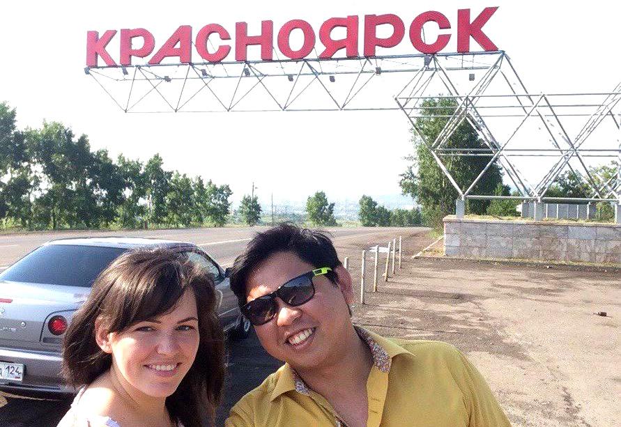 Филиппинец Кен из России