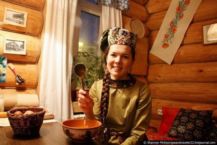 Казанский музей чак-чака