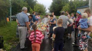 праздник в деревне - Курск