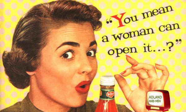 Американский сексизм - стиль 1950 годов
