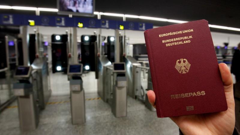 Самый значительный паспорт в мире