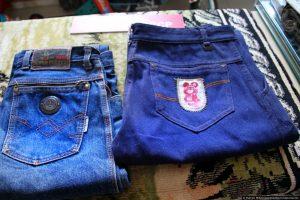 Медведи, голубые джинсы и Ленин