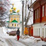 На Волге… Плес, Россия
