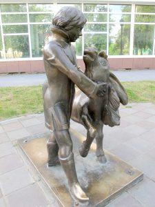 Конек-Горбунок из Тобольска