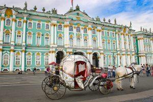 Санкт-Петербург, ты прекрасен