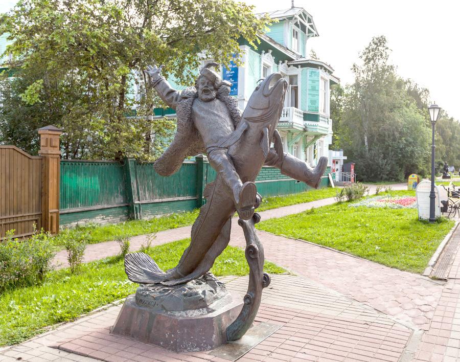 Памятник Сене Малине