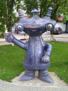 Инопланетяне в Люберцах