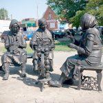 Памятник «Рукодельницы»