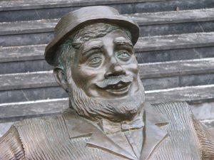 Скульптура Гринвич