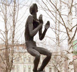 Памятник жертвам радиации