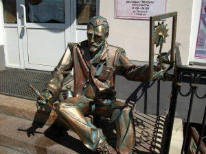 Памятник Ван Гогу