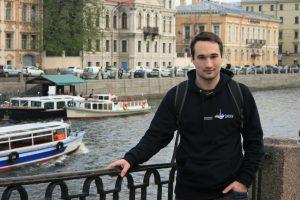 Экспаты из Германии в Петербурге