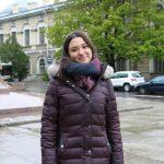 Боснийка Ваня Давидович о Петербурге