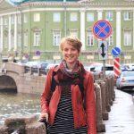 Нидерландка Элине Хельмер о жизни и учёбе в России