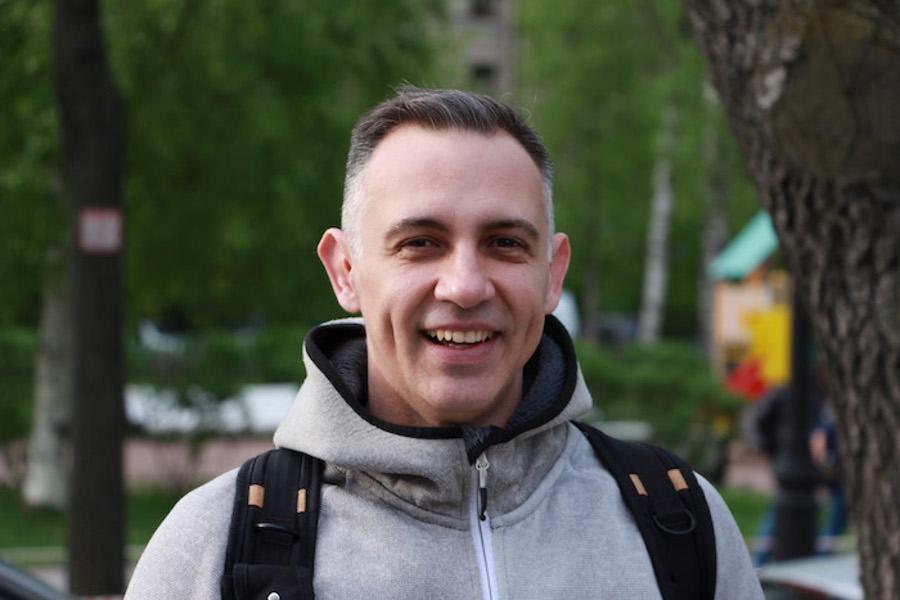 Бразилец Андре Мейреллес о Петербурге