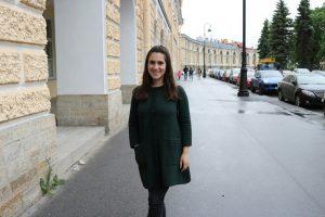 Немка Сабина Ермак о жизни в России