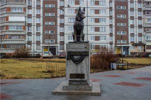 Памятник преданности в Тольятти