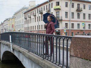 Итальянец Олег Каповани о жизни в Петербурге