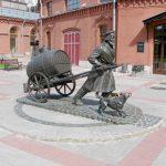 Памятник водовозу (Санкт-Петербург)