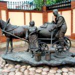 Памятник водовозу (Казань)