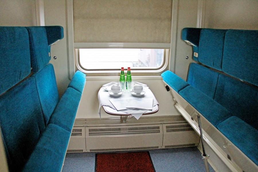 на поезде из Москвы в Адлер