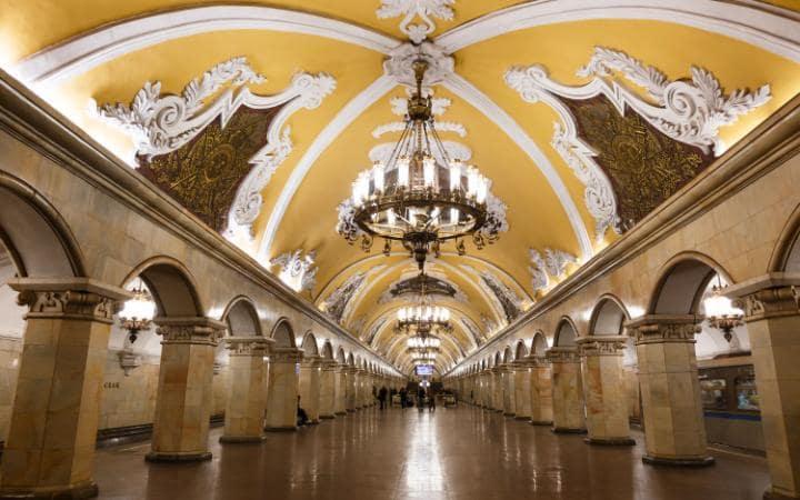 В Россию в отпуск всей семьей