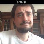 Как иностранцы изучают русский язык – ПАДЕЖИ!