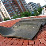 Памятник десятирублевке