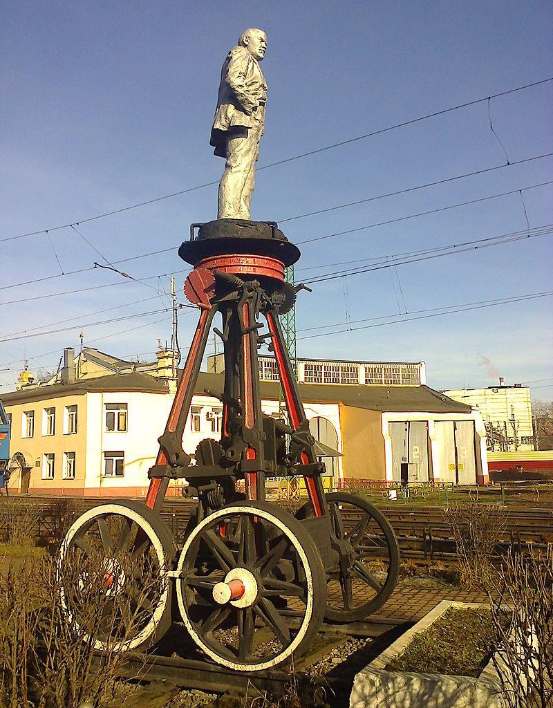 Ленин на колесах