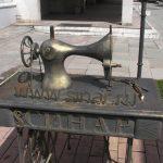 Памятник швейной машинке