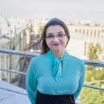Румынка Диана-Елена Крэчун о жизни в Петербурге